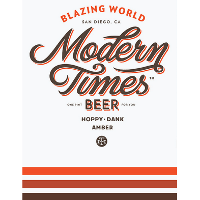 Image result for Modern Times Blazing World