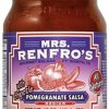 Mrs. Renfro's Pomegranate Salsa