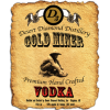 Gold Miner Vodka