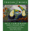 Carignane Sweet Dessert Wine Contra Costa County 2013 - Toucan Wines