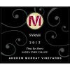 2013 Syrah Tous les Jours Santa Ynez Valley - Andrew Murray Vineyards