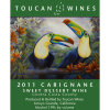 2011 Carignane Sweet Dessert Wine Contra Costa County - Toucan Wines