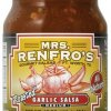 Mrs. Renfro's Garlic Salsa
