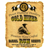 Gold Miner Barrel Reserve Rum