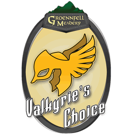 Valkyries Choice Mead - Groennfell Meadery