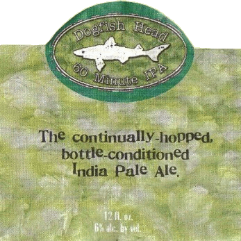 60 Minute IPA - Dogfish Head Craft Brewery