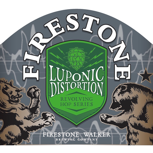 Luponic Distortion: Revolution No. 001 IPA - Firestone Walker Brewing Company