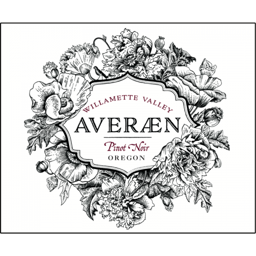 Averaen Pinot Noir Willamette Valley 2017