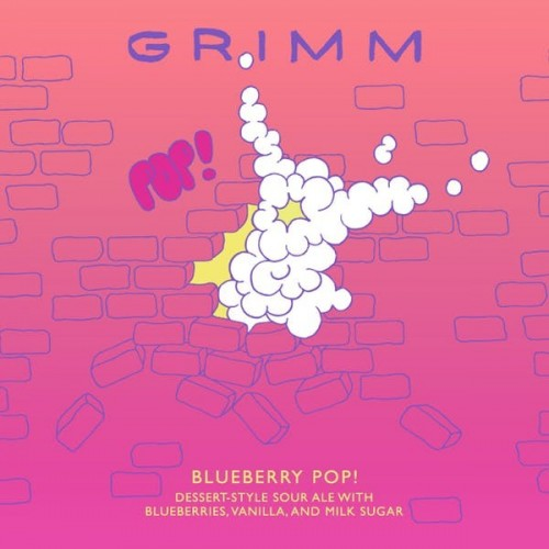 Blueberry Pop! - Grimm Artisinal Ales