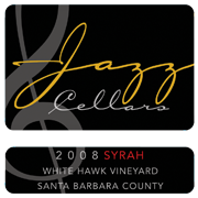 2008 Syrah White Hawk Vineyard Santa Barbara County