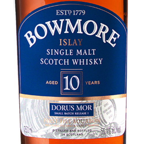 Bowmore 10 Year Old Dorus Mor
