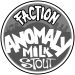 Anomaly Milk Stout - Faction Brewing Company