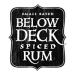 Below Deck Spiced Rum - Eastside Distilling