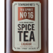 Townshend's Tea Spirit No. 16 Spice Tea Liqueur - Thomas & Sons Distillery