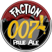 007 Pale Ale - Faction Brewing Company