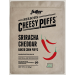 Serious Cheesy Puffs Sriracha and Cheddar - Fuller Foods