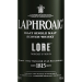 Laphroaig Lore Single Malt Scotch Whiskey