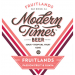 Fruitlands Passion Fruit & Guava Gose - Modern Times Beer